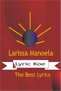 Larissa Manoela Letras apk screenshot
