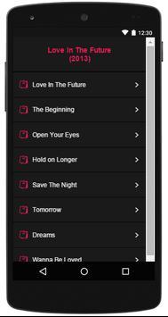 John Legend Top Lyrics apk screenshot