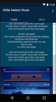 Willie Nelson Music&Lyrics screenshot 3