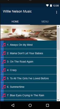Willie Nelson Music&Lyrics poster