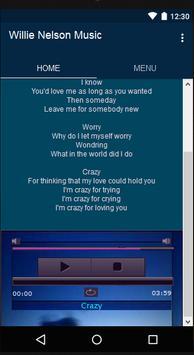 Willie Nelson Music&Lyrics screenshot 4