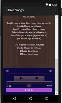 Il Divo Lyric Songs apk screenshot