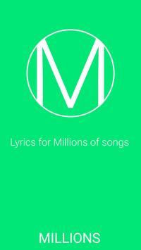 Lyrics screenshot 7