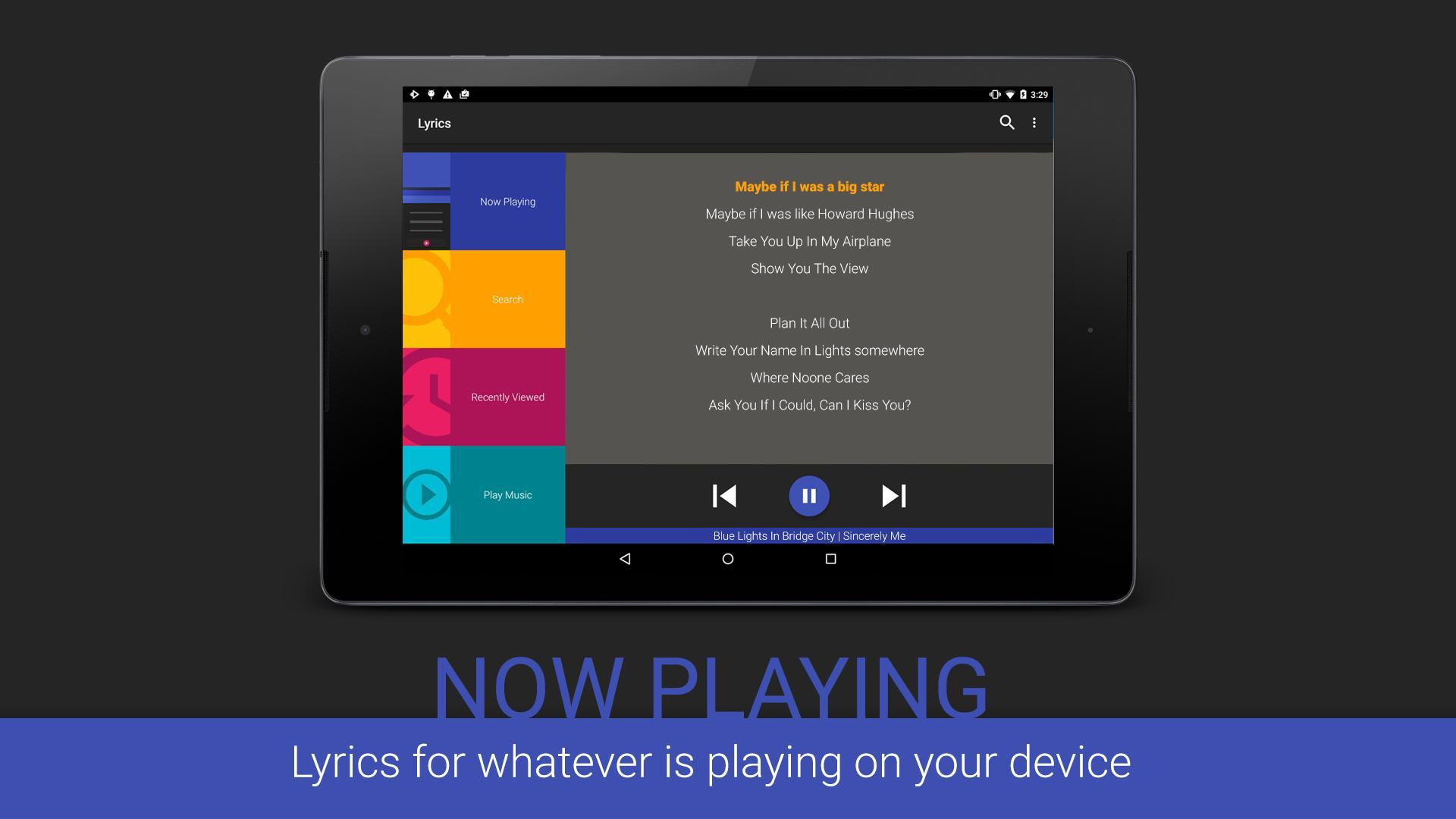 Lyrics For Android Apk Download