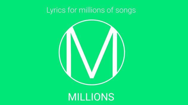 Lyrics screenshot 15