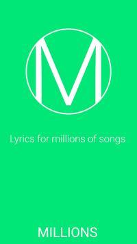 Lyrics screenshot 23
