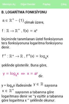 LYS Matematik screenshot 3