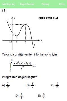 LYS Matematik screenshot 6