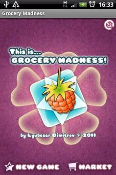 Grocery Madness poster