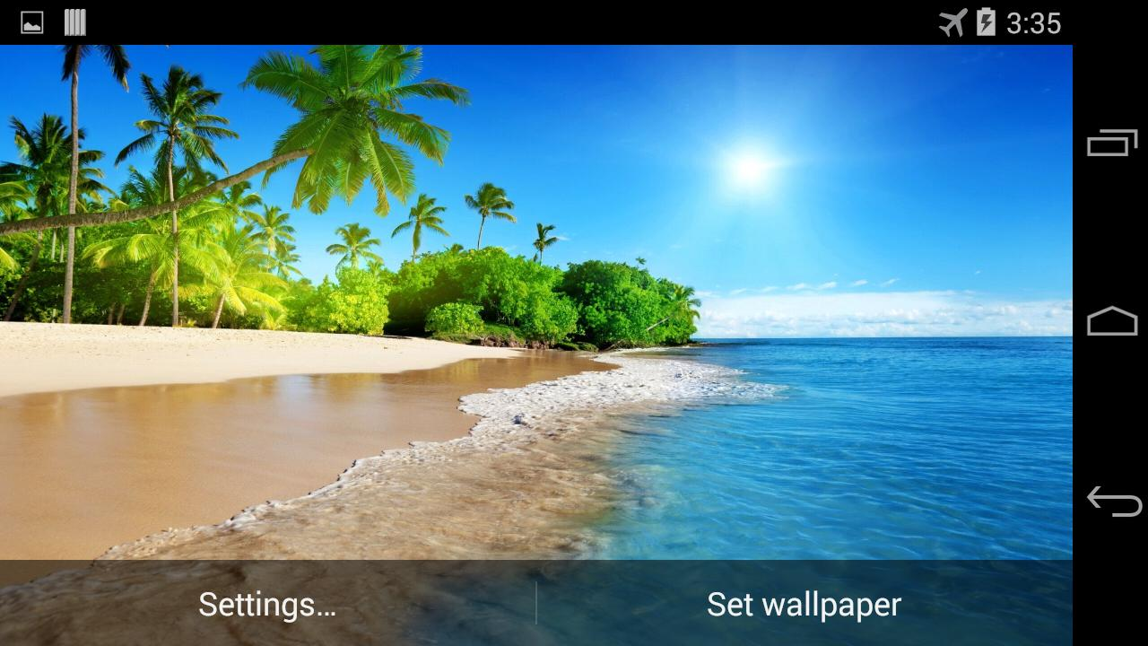Beach 4k Live Wallpaper For Android Apk Download