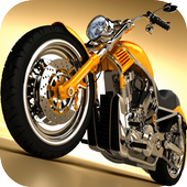 Motorcycles 4K Live Wallpaper icon