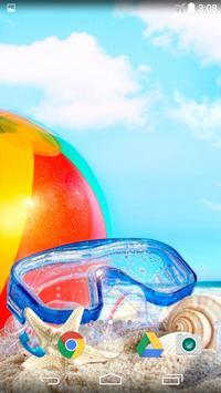 Summer Live Wallpaper poster