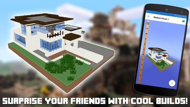3d blueprints for minecraft descarga apk gratis entretenimiento 3d blueprints for minecraft captura de pantalla de la apk malvernweather Images
