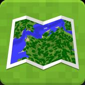 Mapas para Minecraft PE icono
