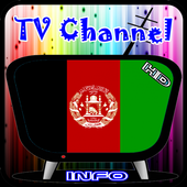 Info TV Channel Afghanistan HD icon
