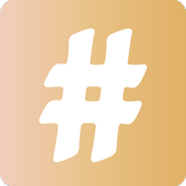 Hashtager - Auto hashtags generator for Instagram icon