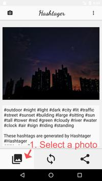 Hashtager - Auto hashtags generator for Instagram poster