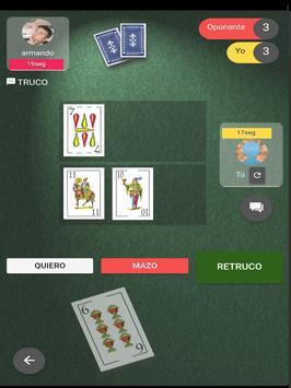 Truco Argentino screenshot 13