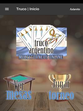 Truco Argentino screenshot 15