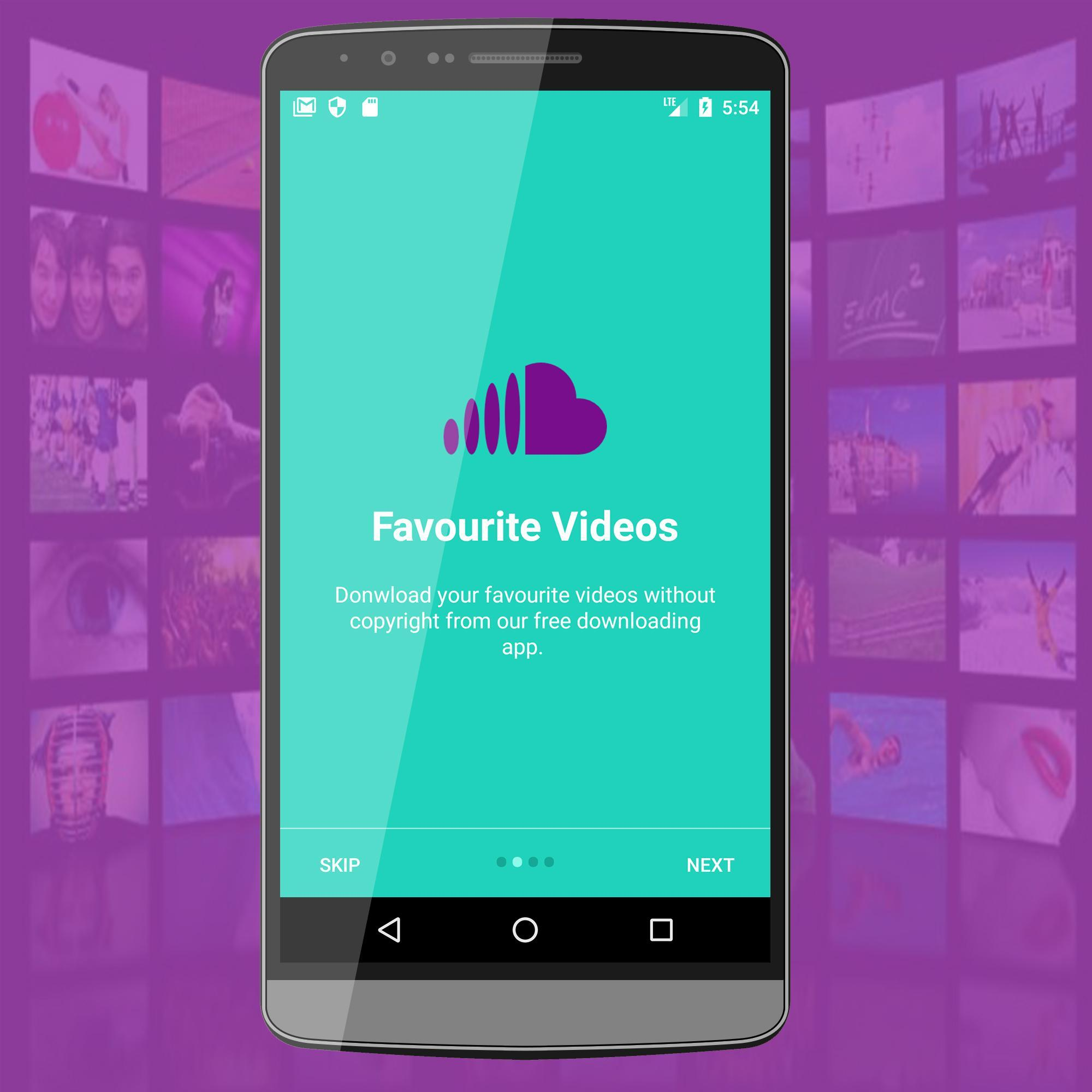 lAmAt video downloader for Android - APK Download