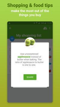 Grocery Shopping List - Listonic screenshot 4