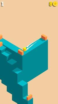 Tap Cube - Endless Adventure screenshot 2