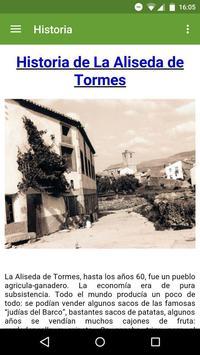 La Aliseda de Tormes 3.0 apk screenshot