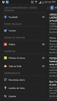 La Voz del Dominicano apk screenshot