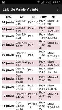 La Bible Palore Vivante - MP3 screenshot 4
