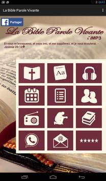 La Bible Palore Vivante - MP3 poster