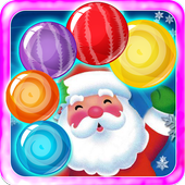 Winter Bubble Shooter icon