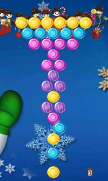 Winter Bubble Shooter poster