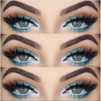 Eyes Makeup 2018 poster