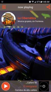 La Cibernética Radio screenshot 1