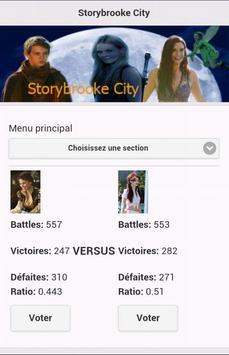 Storybrooke City v2 poster