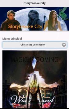 Storybrooke City v2 screenshot 2