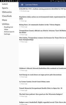 Lacrosse Tribune apk screenshot