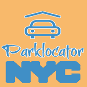 New York Parking Secret Places icon