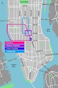 New York Parking Secret Places screenshot 1