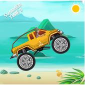 Car Summer Racing - Hill Climb icon