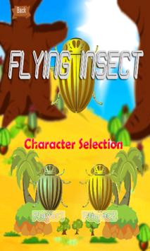 flying insect screenshot 1