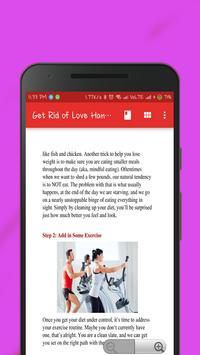 Get Rid of Love Handles screenshot 2
