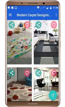 Modern Carpet Designing Ideas screenshot 1