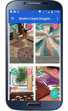 Modern Carpet Designing Ideas screenshot 2