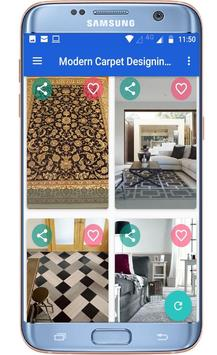 Modern Carpet Designing Ideas screenshot 4