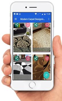 Modern Carpet Designing Ideas screenshot 5