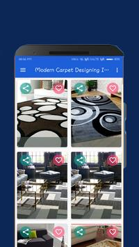 Modern Carpet Designing Ideas screenshot 9