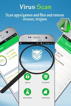 Antivirus Security poster