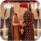 Wedding Couple Photo Suit - Traditional Dress icon