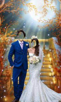 Wedding Couple Photo Suit - Traditional Dress poster